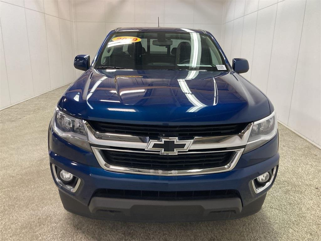 2019 Chevrolet Colorado Extended Cab 4x4, Pickup #D210378B - photo 5
