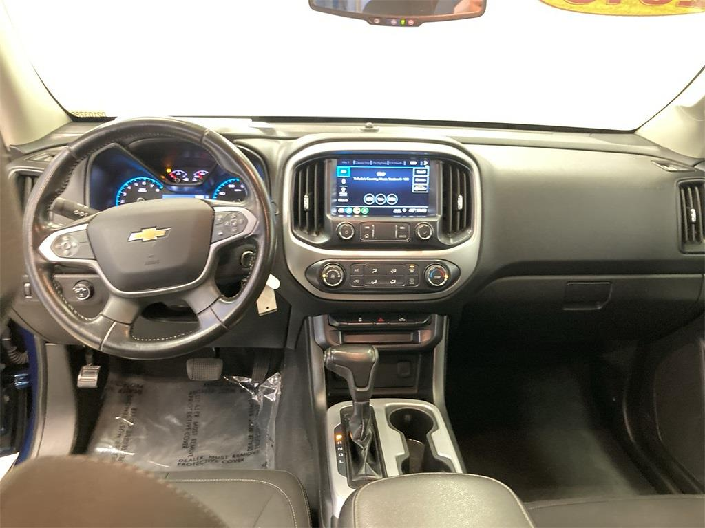 2019 Chevrolet Colorado Extended Cab 4x4, Pickup #D210378B - photo 26