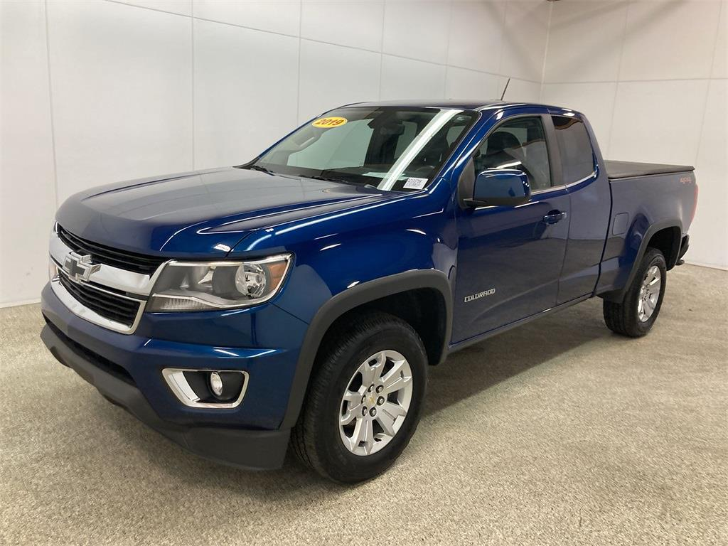 2019 Chevrolet Colorado Extended Cab 4x4, Pickup #D210378B - photo 3