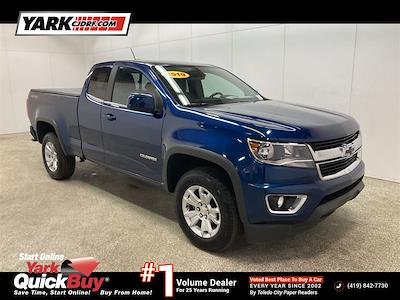 2019 Chevrolet Colorado Extended Cab 4x4, Pickup #D210378B - photo 1