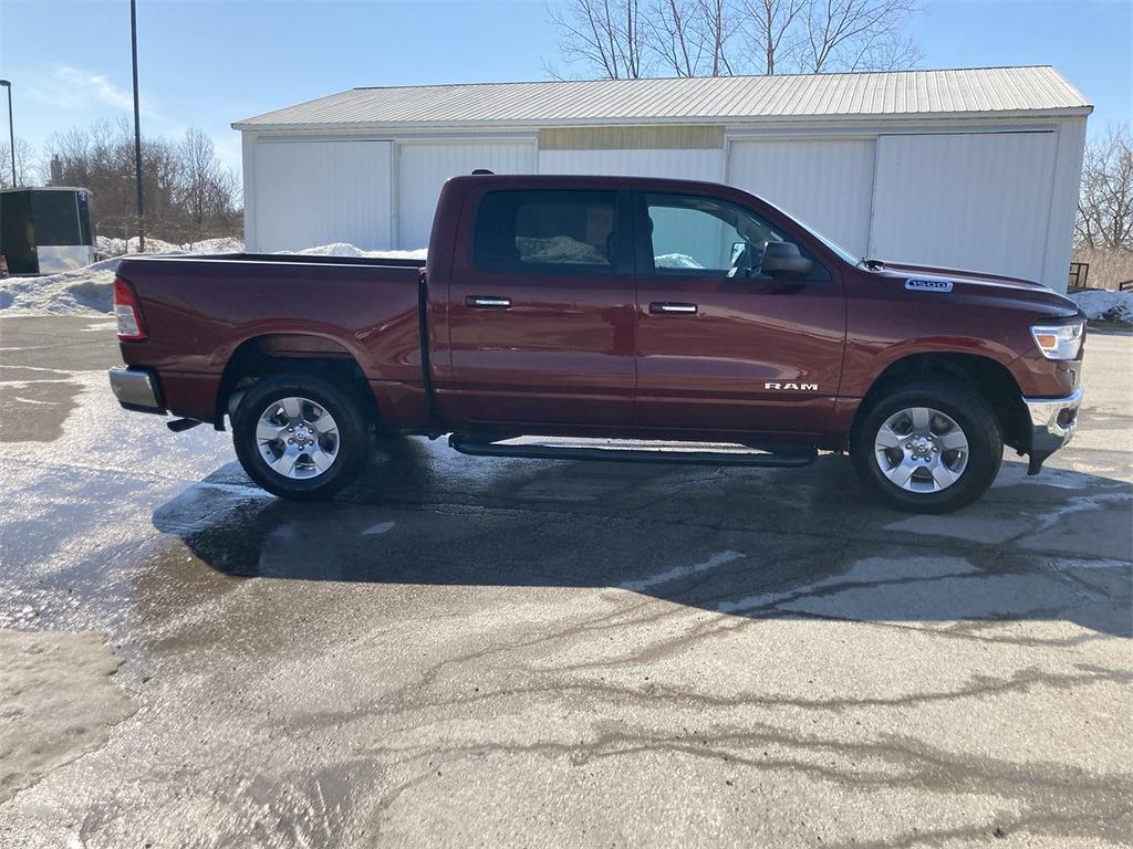 2019 Ram 1500 Crew Cab 4x4, Pickup #D210440A - photo 9
