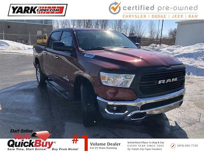 2019 Ram 1500 Crew Cab 4x4, Pickup #D210440A - photo 1