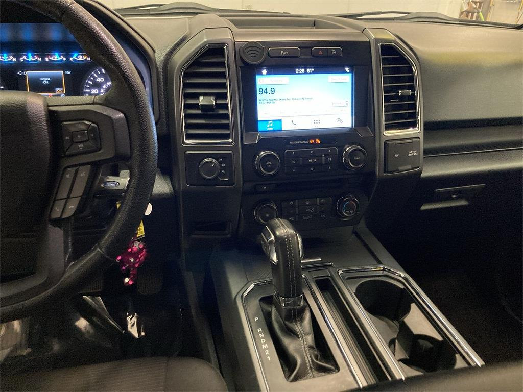 2016 Ford F-150 SuperCrew Cab 4x4, Pickup #D210466A - photo 27