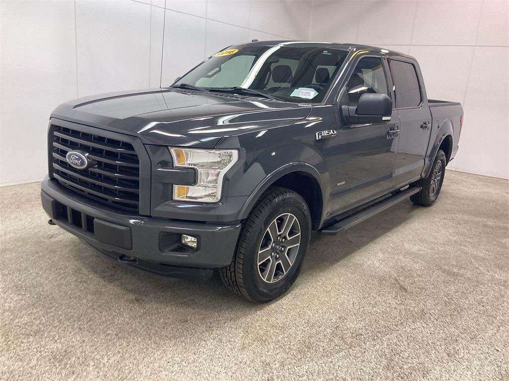 2016 Ford F-150 SuperCrew Cab 4x4, Pickup #D210466A - photo 4
