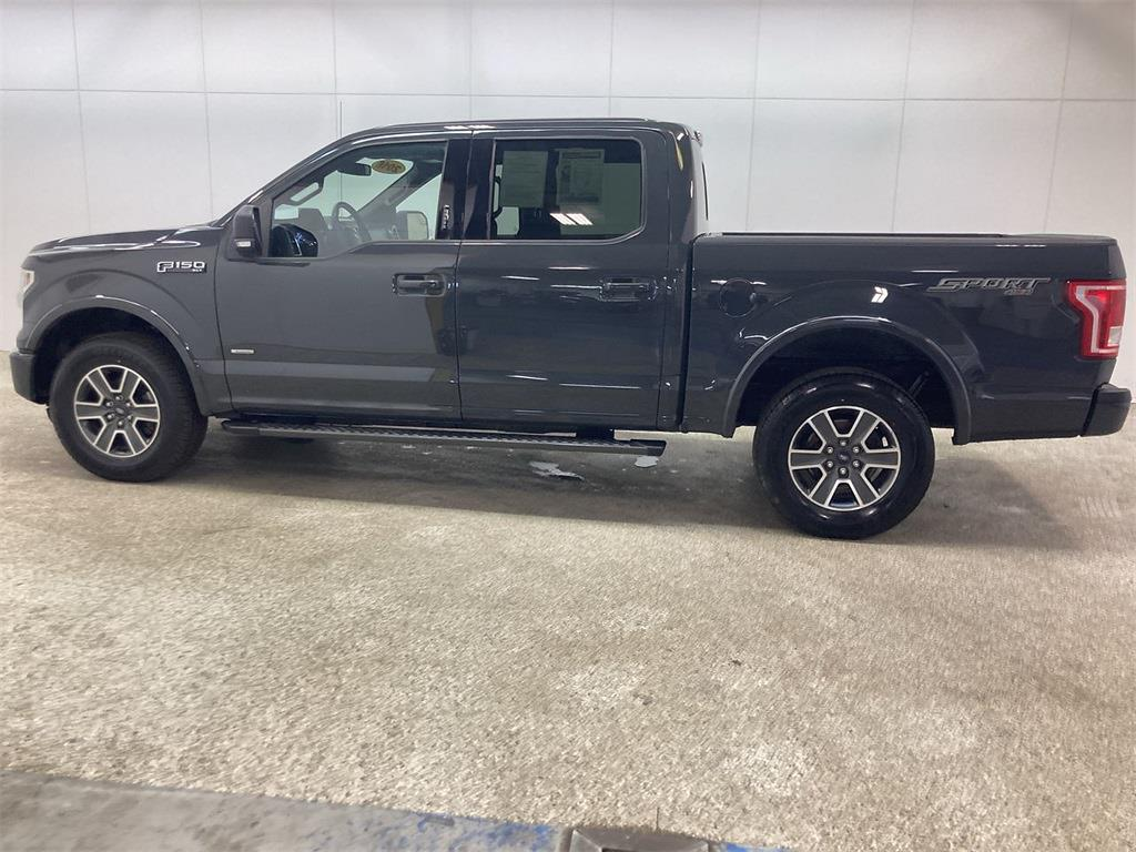 2016 Ford F-150 SuperCrew Cab 4x4, Pickup #D210466A - photo 5