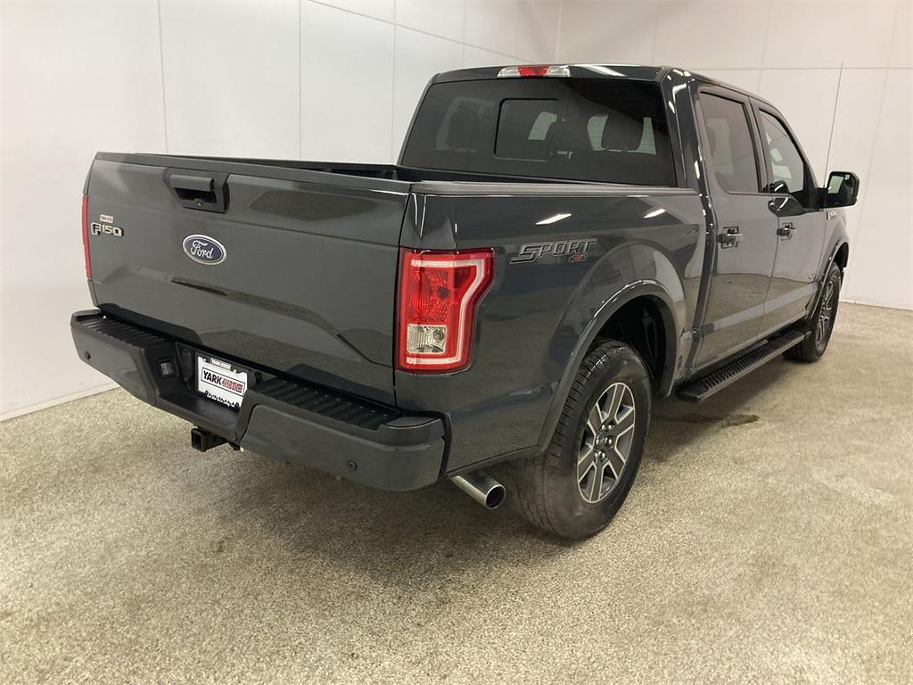2016 Ford F-150 SuperCrew Cab 4x4, Pickup #D210466A - photo 2