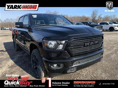 2021 Ram 1500 Crew Cab 4x4, Pickup #D210494 - photo 1