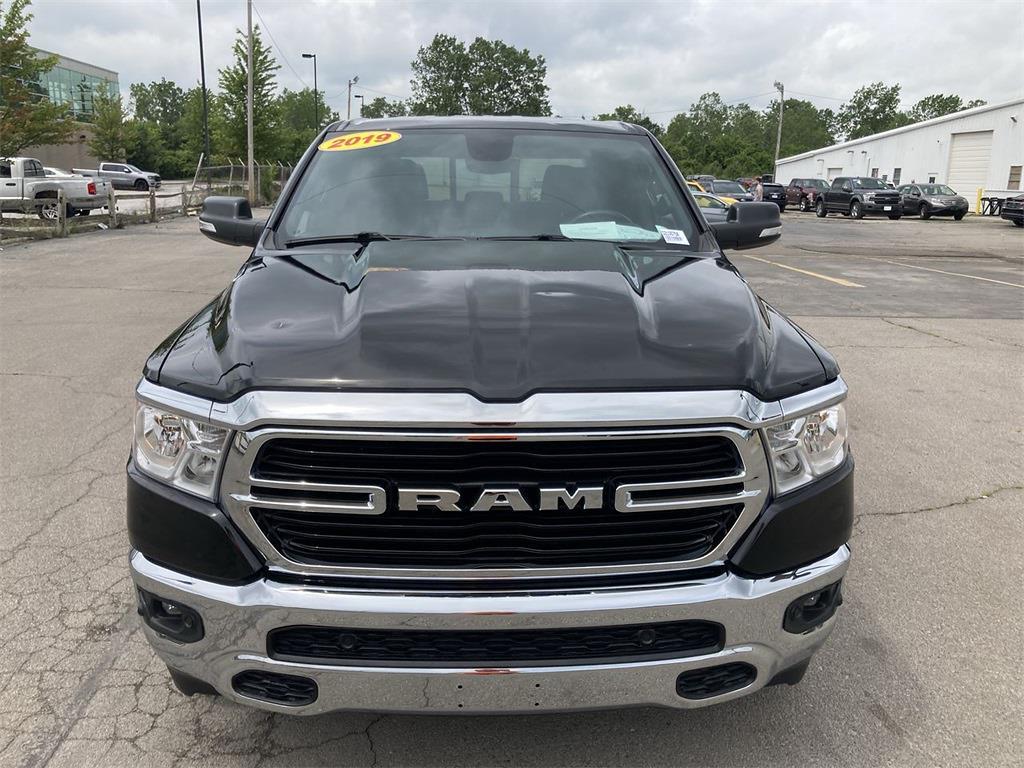 2019 Ram 1500 Crew Cab 4x4,  Pickup #D210575A - photo 7
