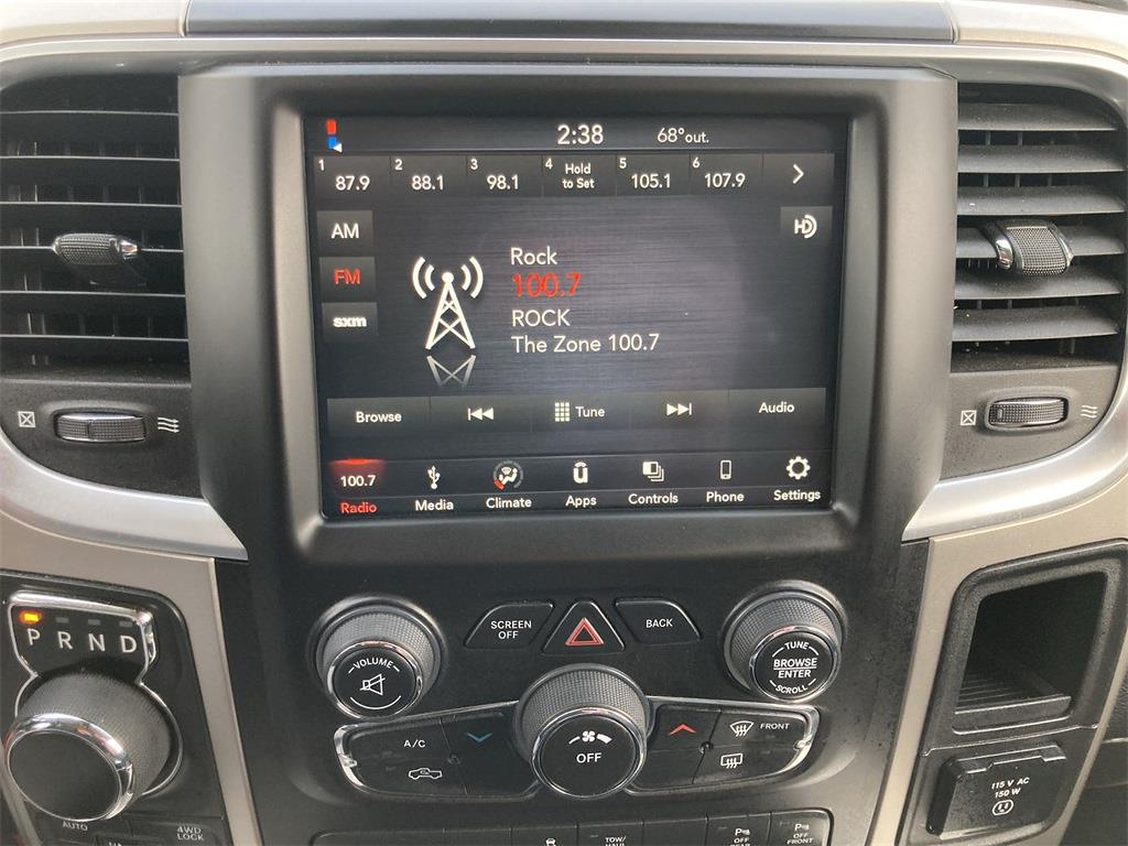 2018 Ram 1500 Crew Cab 4x4, Pickup #D210578A - photo 30