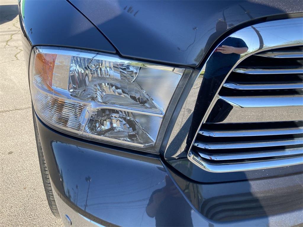 2018 Ram 1500 Quad Cab 4x4, Pickup #D210585A - photo 9