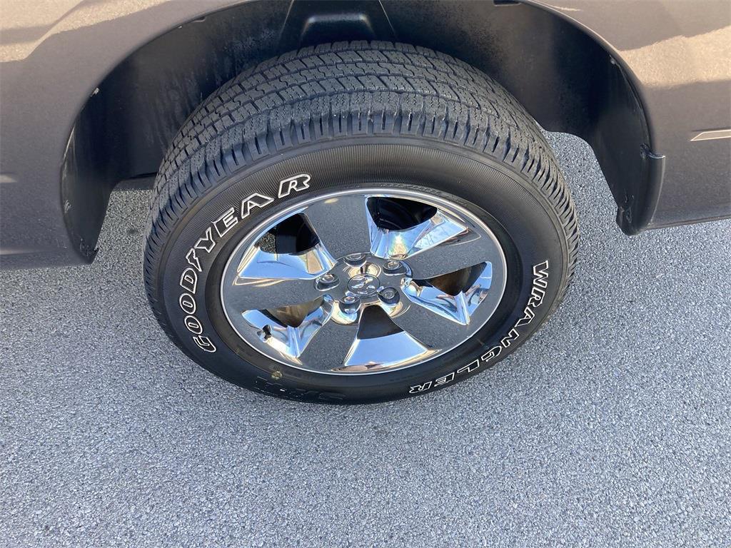 2018 Ram 1500 Quad Cab 4x4, Pickup #D210585A - photo 18