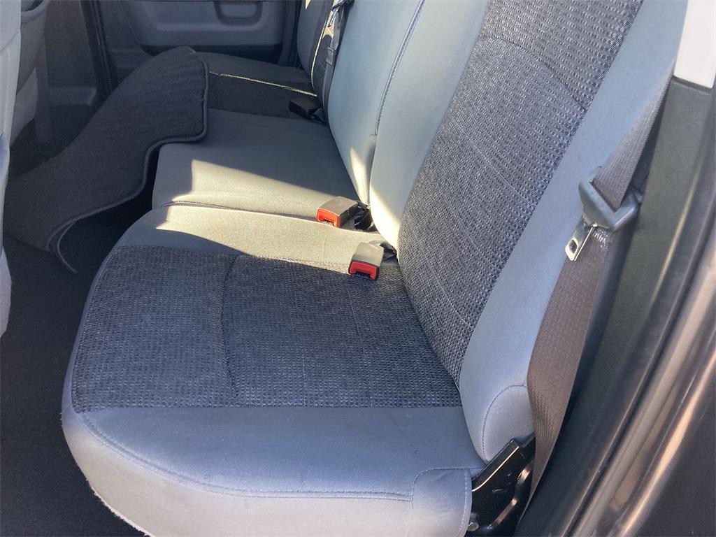 2018 Ram 1500 Quad Cab 4x4, Pickup #D210585A - photo 19
