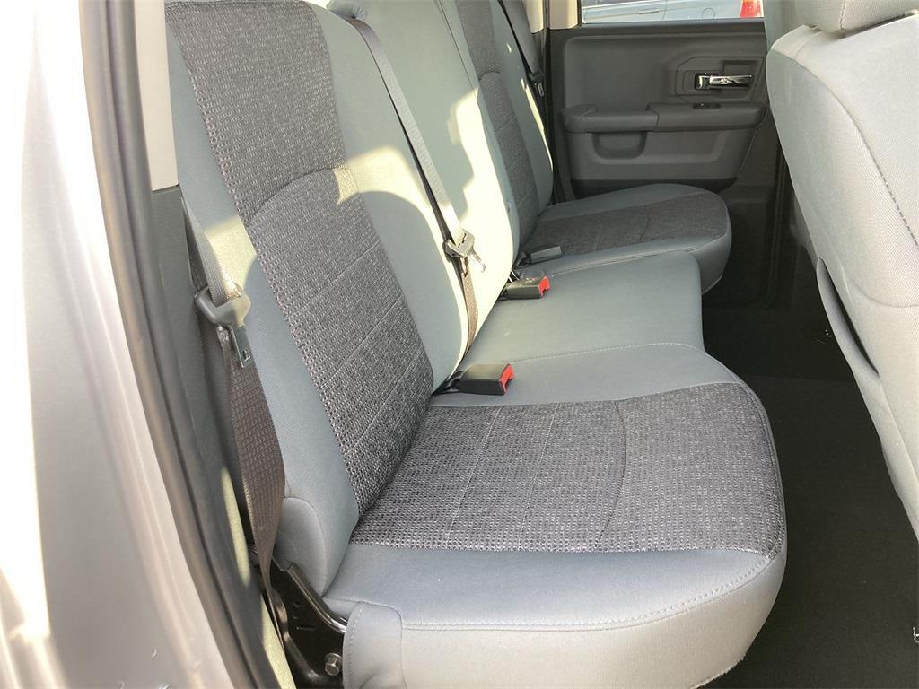 2018 Ram 1500 Quad Cab 4x4, Pickup #D210592A - photo 15