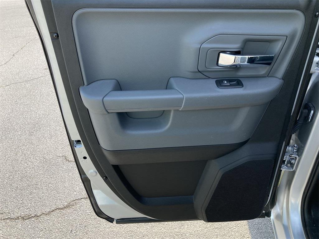 2018 Ram 1500 Quad Cab 4x4, Pickup #D210592A - photo 22