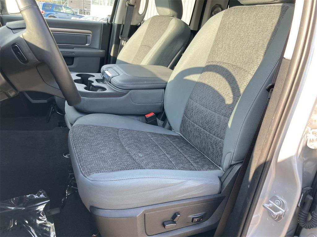 2018 Ram 1500 Quad Cab 4x4, Pickup #D210592A - photo 23