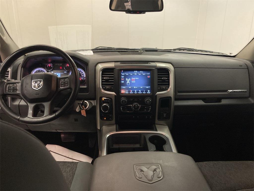 2018 Ram 1500 Crew Cab 4x4, Pickup #D210604A - photo 28