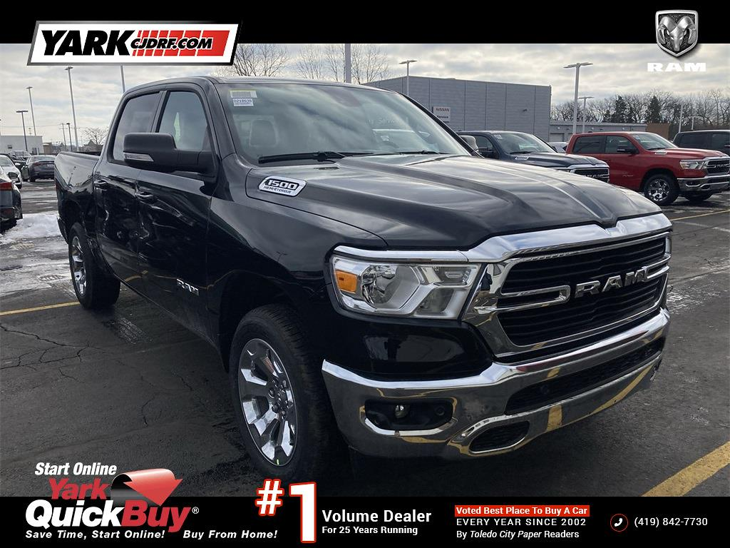 2021 Ram 1500 Crew Cab 4x4, Pickup #D210635 - photo 1