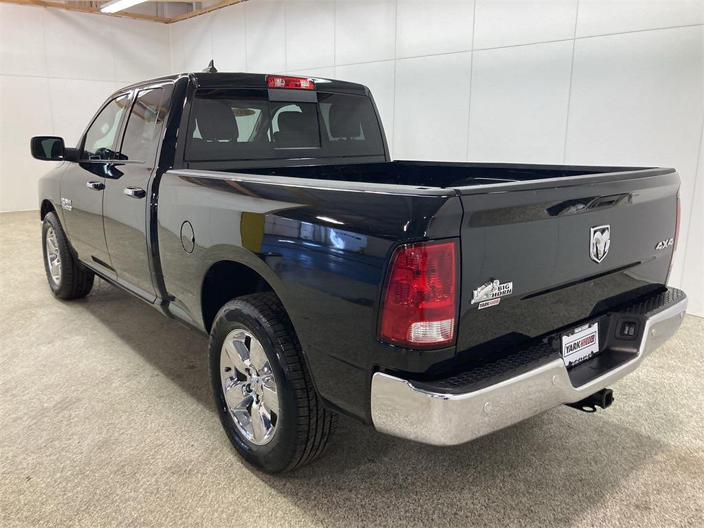 2018 Ram 1500 Quad Cab 4x4, Pickup #D210646A - photo 7