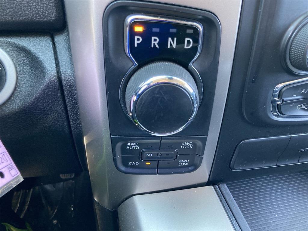 2018 Ram 1500 Crew Cab 4x4, Pickup #D210650A - photo 33