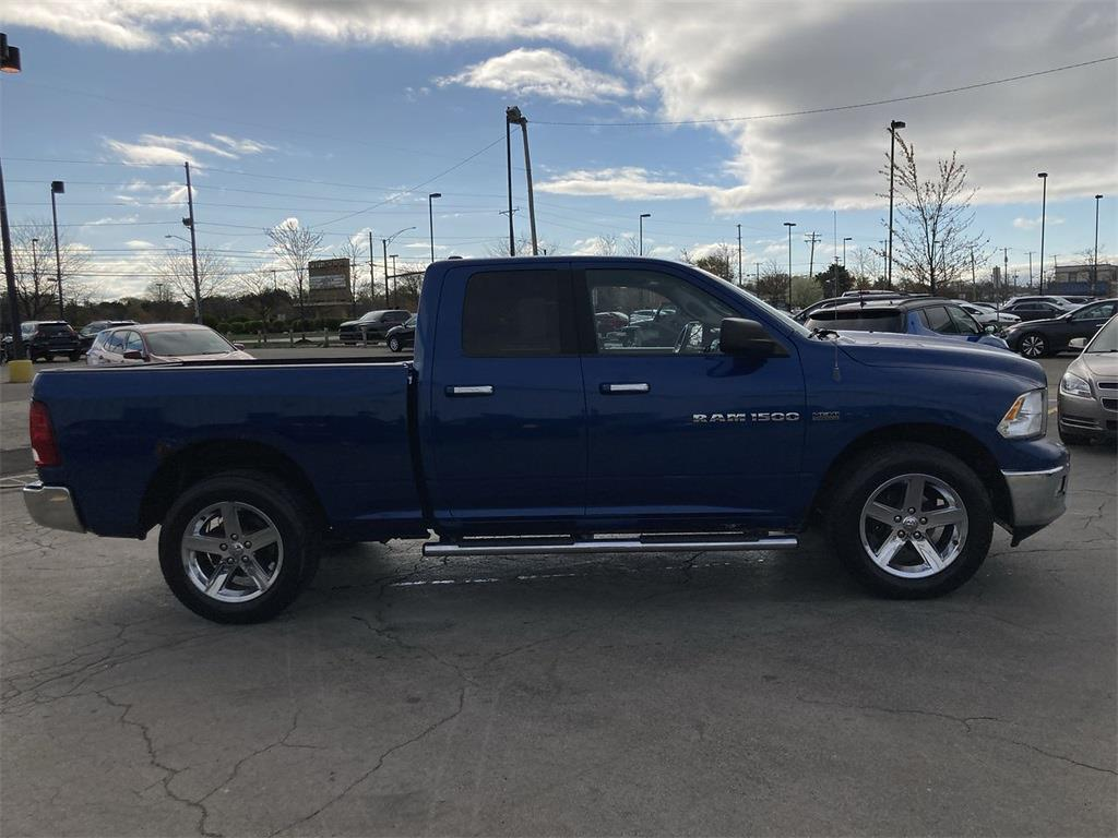 2011 Ram 1500 Crew Cab 4x4, Pickup #D210736B - photo 8