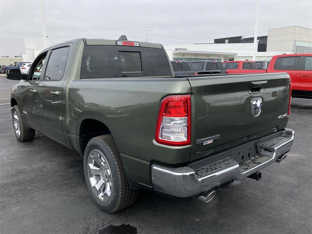 2021 Ram 1500 Crew Cab 4x4, Pickup #D210758 - photo 1