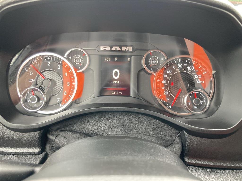 2020 Ram 1500 Crew Cab 4x4, Pickup #D210765A - photo 35