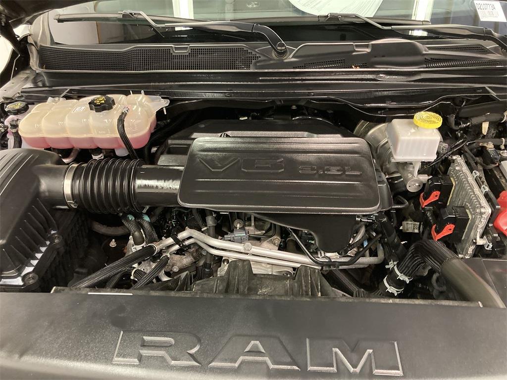 2019 Ram 1500 Crew Cab 4x4, Pickup #D210773A - photo 10