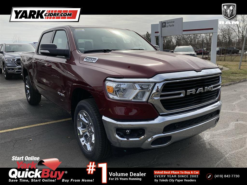 2021 Ram 1500 Crew Cab 4x4, Pickup #D210783 - photo 1