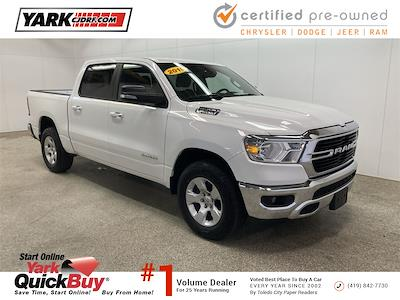 2019 Ram 1500 Crew Cab 4x4, Pickup #D210798A - photo 1