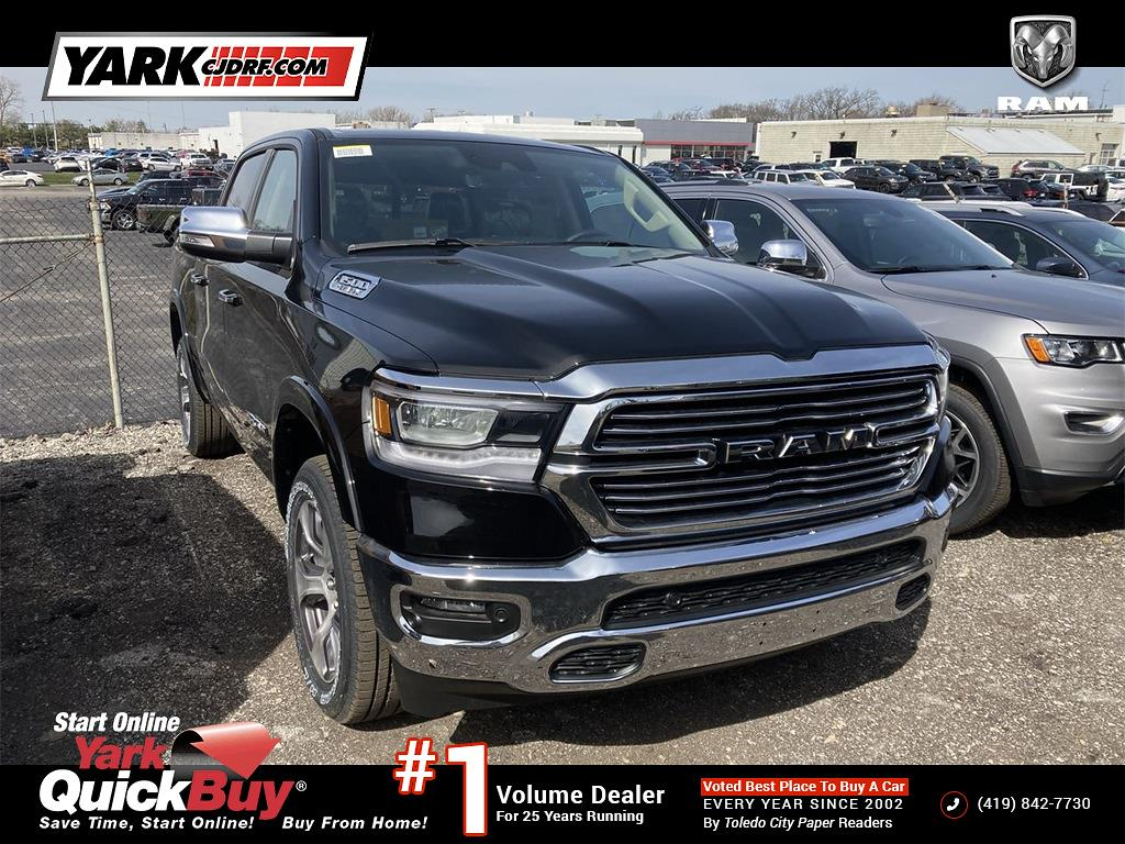 2021 Ram 1500 Crew Cab 4x4, Pickup #D210821 - photo 1