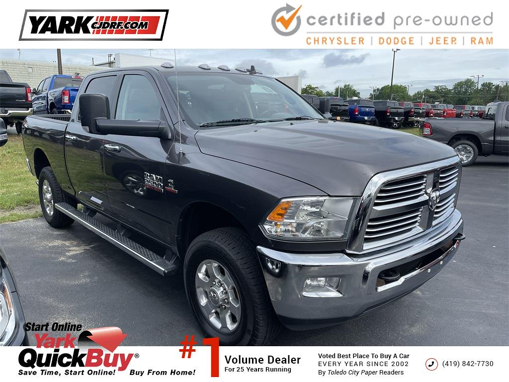 2016 Ram 2500 Crew Cab 4x4, Pickup #D210845A - photo 1