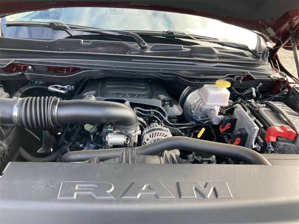 2019 Ram 1500 Crew Cab 4x4, Pickup #D210852A - photo 11