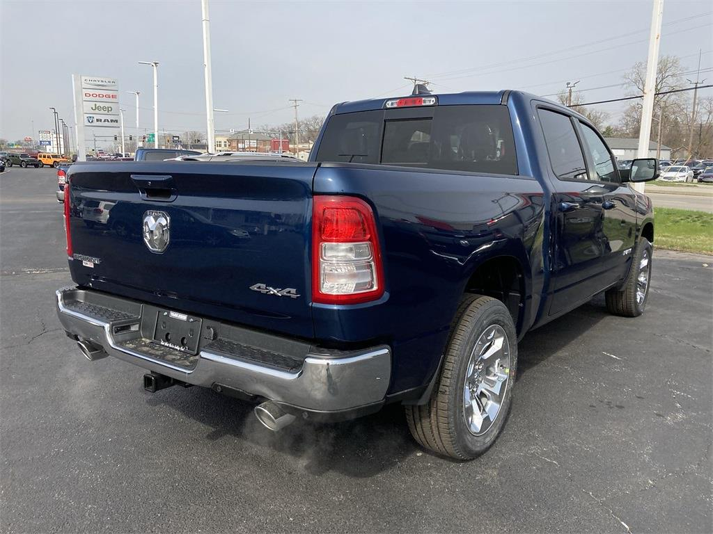 2021 Ram 1500 Crew Cab 4x4, Pickup #D210853 - photo 1