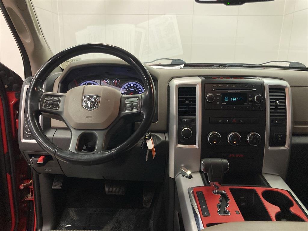 2012 Ram 1500 Crew Cab 4x4, Pickup #D210857C - photo 26