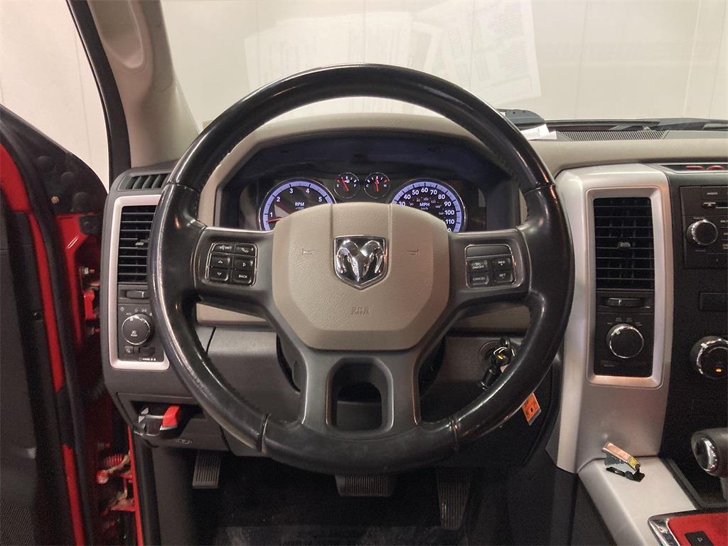 2012 Ram 1500 Crew Cab 4x4, Pickup #D210857C - photo 27