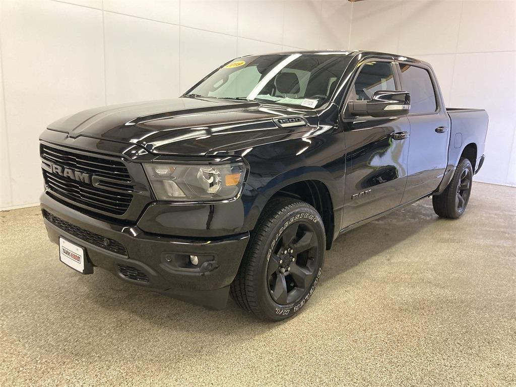 2019 Ram 1500 Crew Cab 4x4, Pickup #D210873A - photo 6