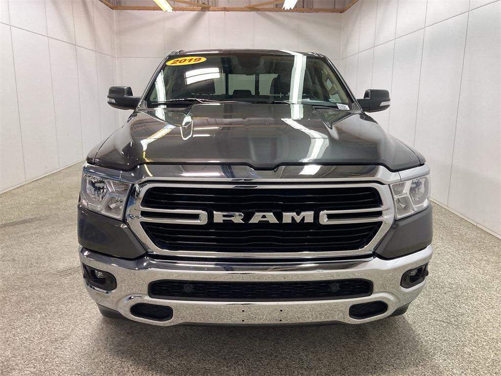 2019 Ram 1500 Crew Cab 4x4, Pickup #D210883A - photo 2