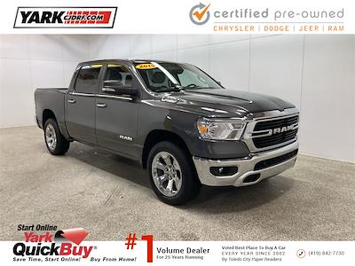 2019 Ram 1500 Crew Cab 4x4, Pickup #D210883A - photo 1
