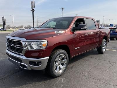 2021 Ram 1500 Crew Cab 4x4, Pickup #D210884 - photo 3