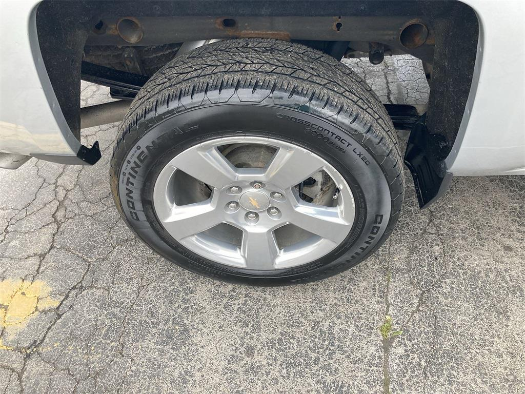 2018 Chevrolet Silverado 1500 Double Cab 4x4, Pickup #D210884A - photo 16