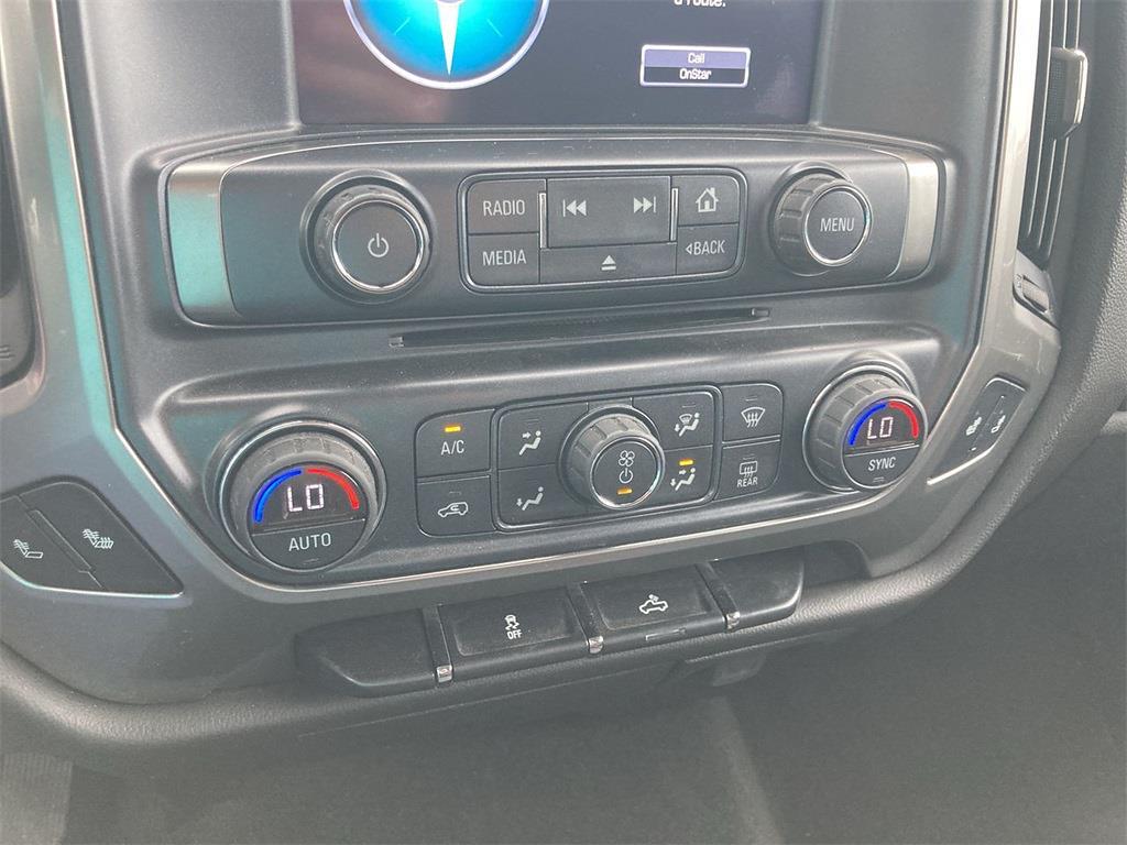 2018 Chevrolet Silverado 1500 Double Cab 4x4, Pickup #D210884A - photo 31