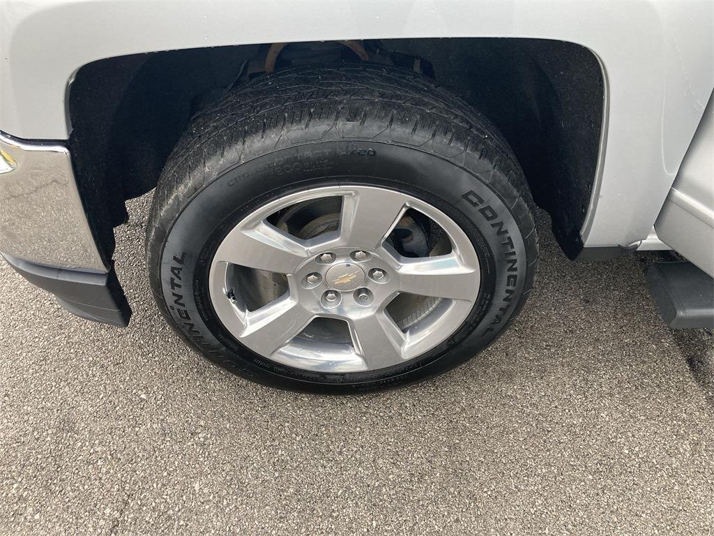 2018 Chevrolet Silverado 1500 Double Cab 4x4, Pickup #D210884A - photo 35