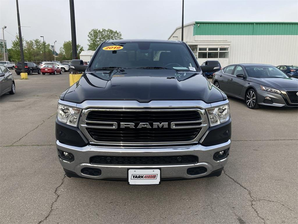 2019 Ram 1500 Crew Cab 4x4, Pickup #D210891A - photo 3