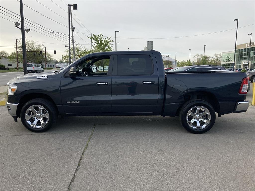 2019 Ram 1500 Crew Cab 4x4, Pickup #D210891A - photo 5