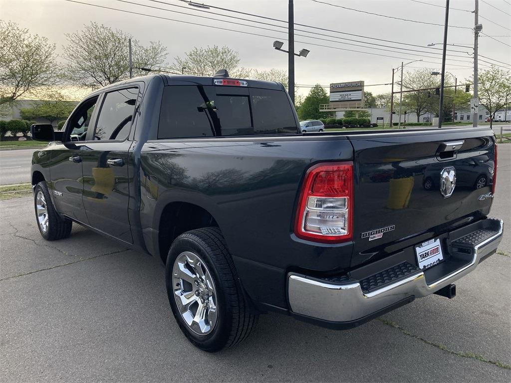 2019 Ram 1500 Crew Cab 4x4, Pickup #D210891A - photo 6