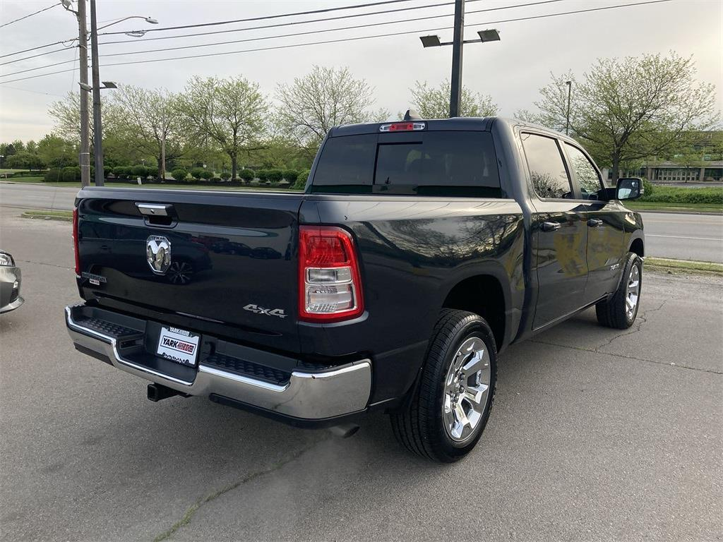 2019 Ram 1500 Crew Cab 4x4, Pickup #D210891A - photo 2