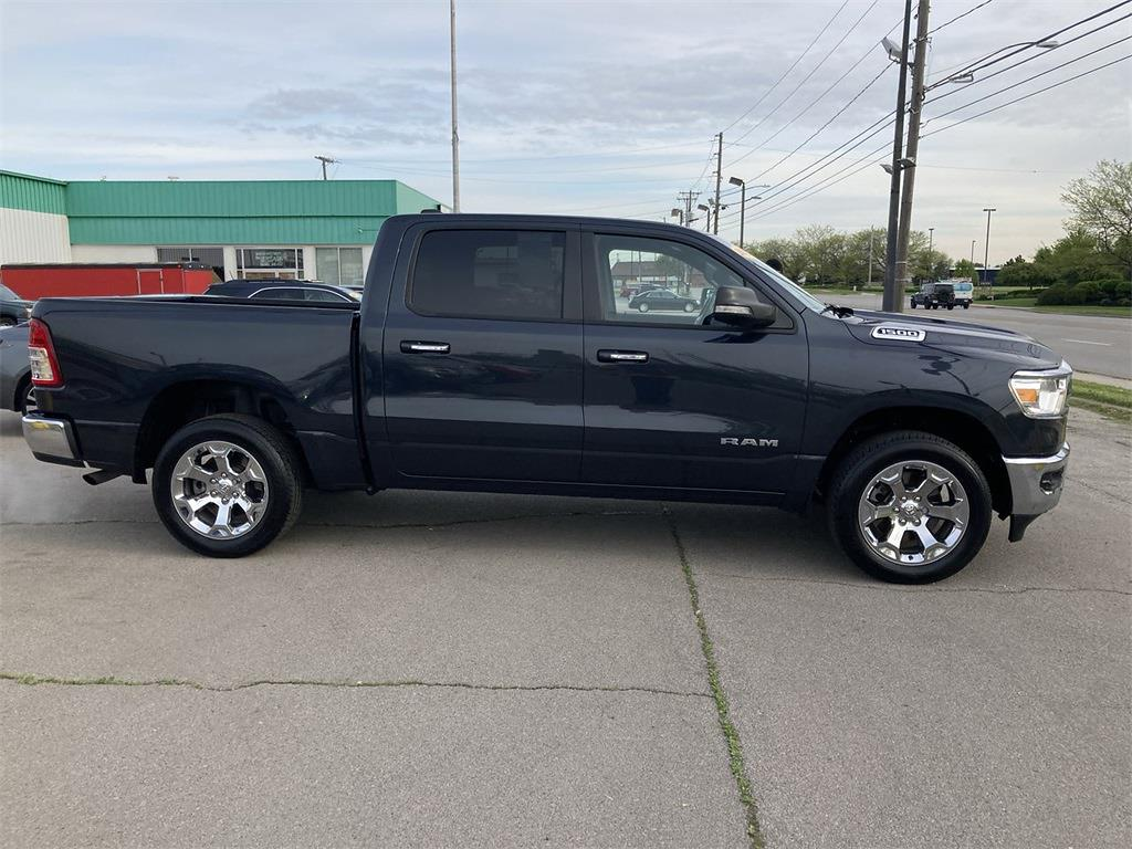 2019 Ram 1500 Crew Cab 4x4, Pickup #D210891A - photo 8