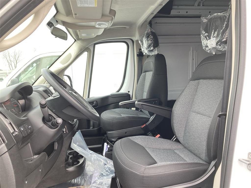 2021 Ram ProMaster 2500 High Roof FWD, Empty Cargo Van #D210923 - photo 10