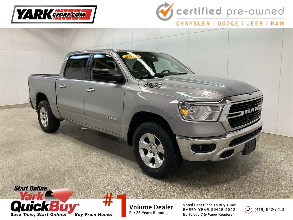 2019 Ram 1500 Crew Cab 4x4, Pickup #D210946A - photo 1