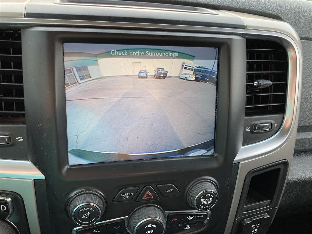 2014 Ram 1500 Crew Cab 4x4, Pickup #D210956A - photo 28